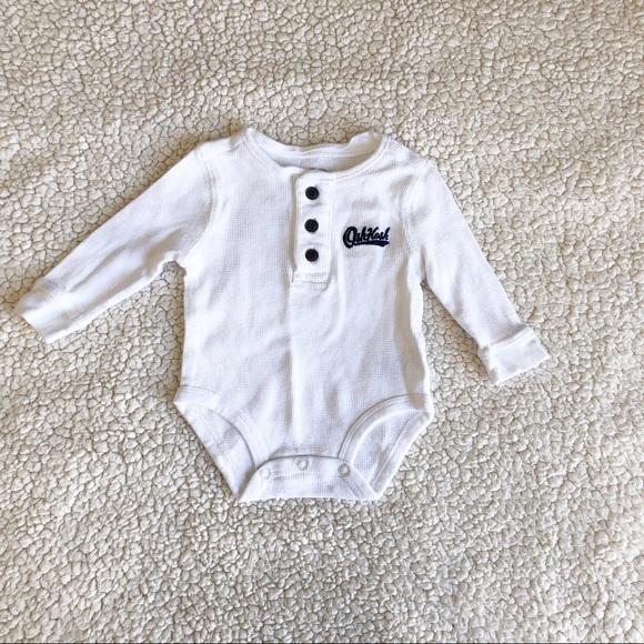 OshKosh B'gosh Baby onesie
